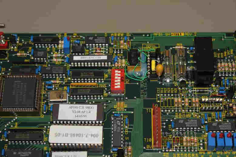ACS INTERFACE BOARD (WRT810)