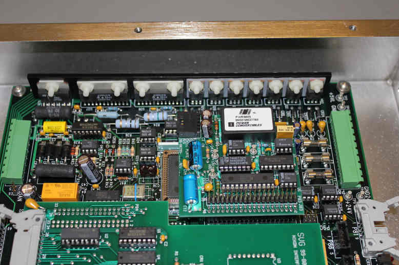 ASSY- INTERFACE CONTROLE BEOARD