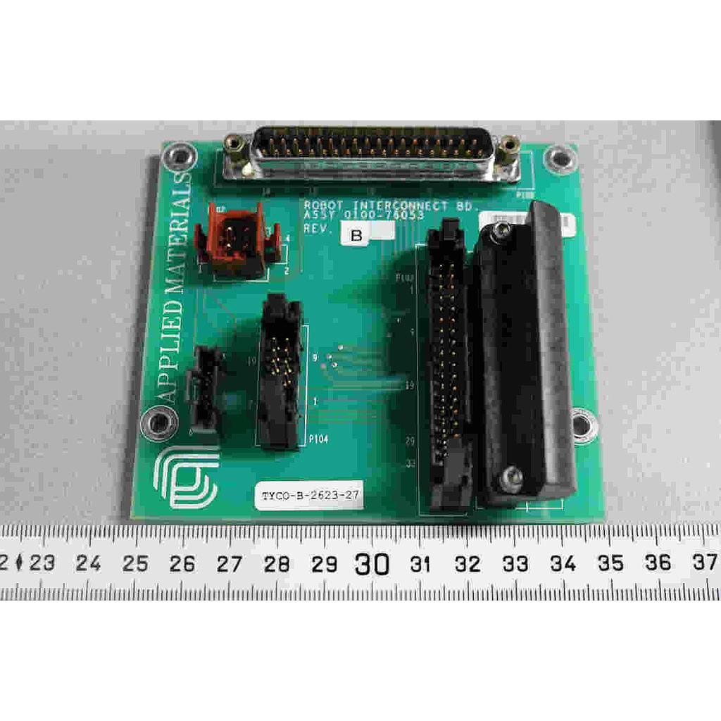 ASSY ROBOT INTERCONNECT PCB