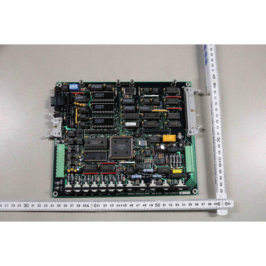 ASSY INTERFACE CONTROLLER PCB REV. C